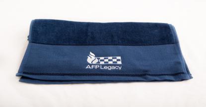 AFP Legacy Golf Towel
