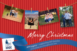 AFP Police Legacy Christmas Cards Available Now!