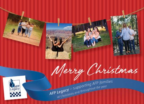 AFP Police Legacy Christmas Cards